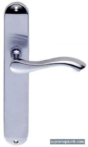 Ambassador Lever Latch Chrome Plated